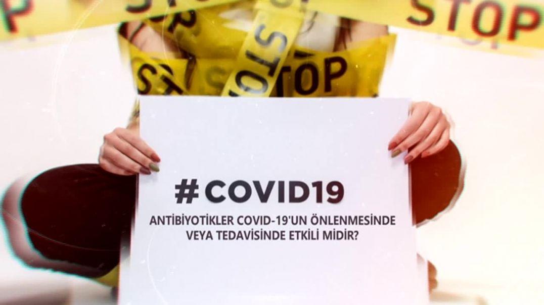 COVID-19 ANTİBİYOTİKLER