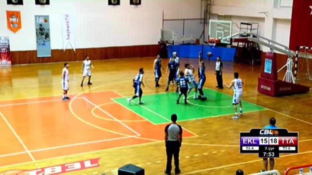 Ekol - Türk Telekom 2019 Basketbol Kuşadası 25.05.2019