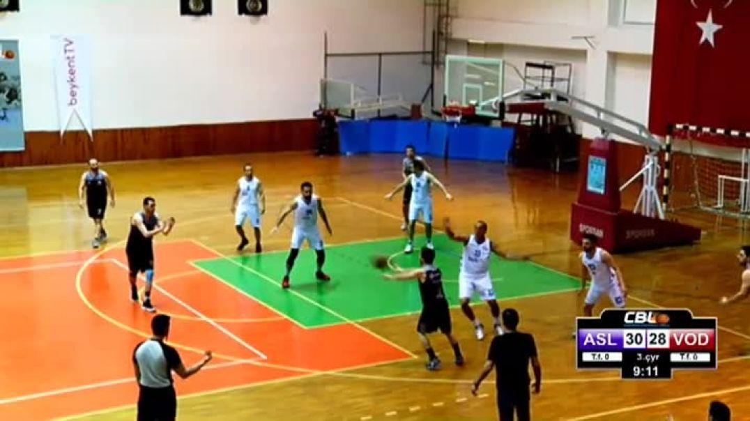 Aselsan - Vodafone 2019 Basketbol Kuşadası 25.05.2019