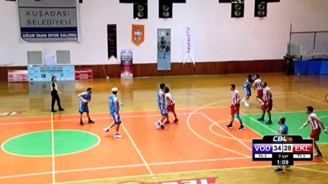 Vodafone - Ekol Basketbol Kuşadası 26.05.2019