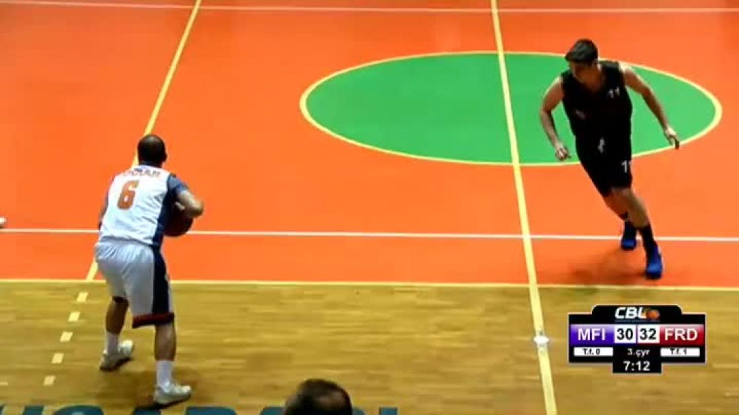 Mar Fompank - Ford 2019 Basketbol Kuşadası 25.05.2019