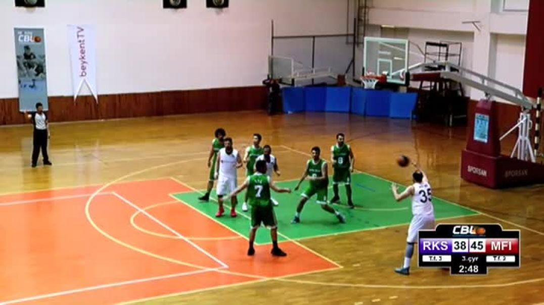 Roketsan - Pompak Basketbol Kuşadası 26.05.2019