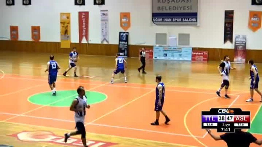 Aselsan-Türk Telekom Basketbol Kuşadası 26.05.2019