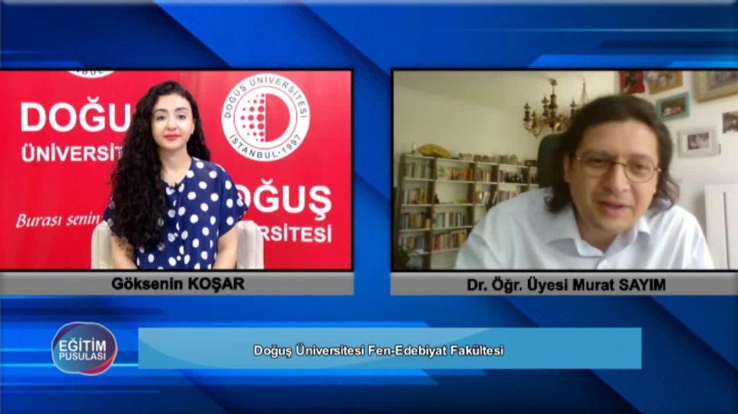 19.Bölüm Fen Edebiyat Fakültesi Murat Sayım