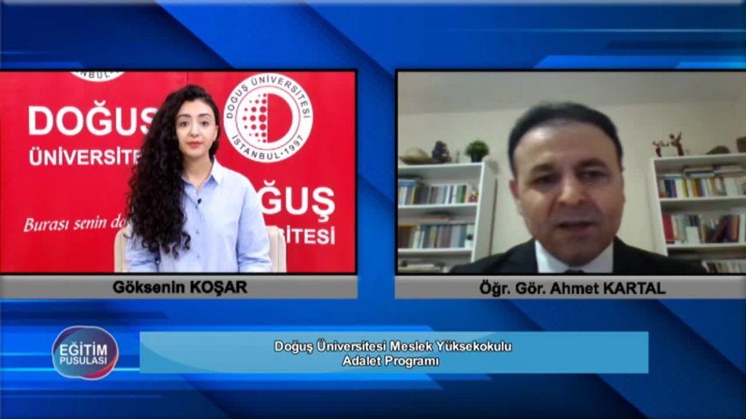 47.Bölüm Meslek Yüksekokulu Adalet Programı Ahmet Kartal