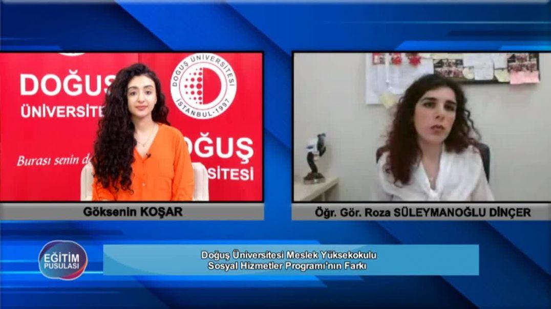 31.Bölüm Meslek Yüksekokulu Sosyal Hizmetler Programı Roza Süleymanoğlu Dinçer