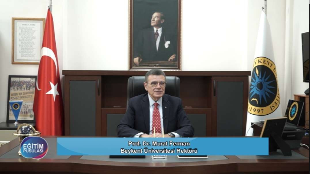 Beykent Üniversitesi Rektörü - Prof. Dr. Murat Ferman