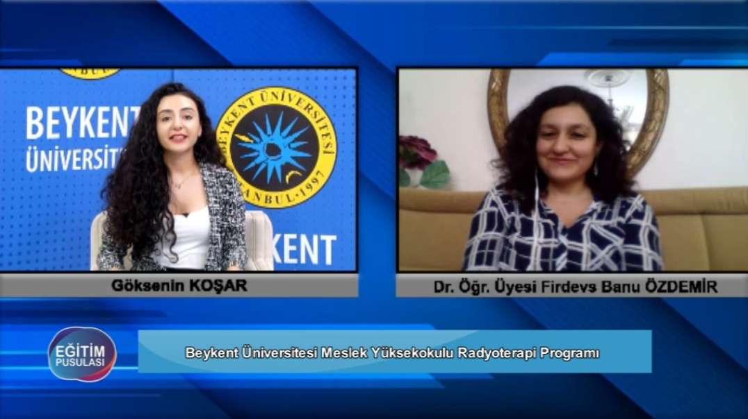 94.Bölüm Meslek Yüksekokulu-Radyoterapi Firdevs Banu Özdemir