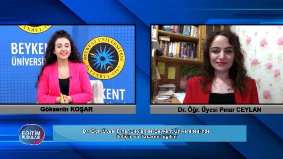 12.Bölüm Güzel Sanatlar Fakültesi - İletişim ve Tasarımı Bölümü Pınar Ceylan