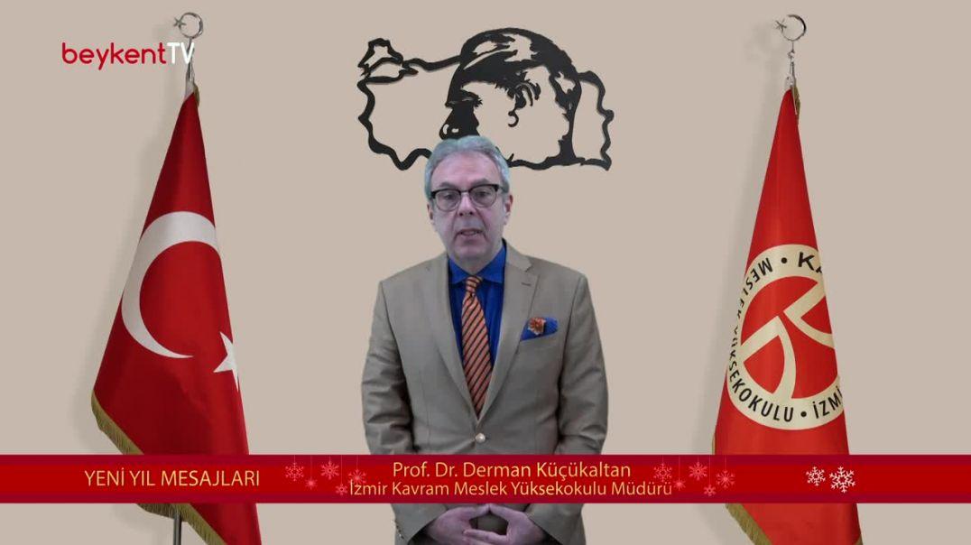 İzmir Kavram Meslek Yüksekokulu Müdürü - Yeni Yıl Mesajı