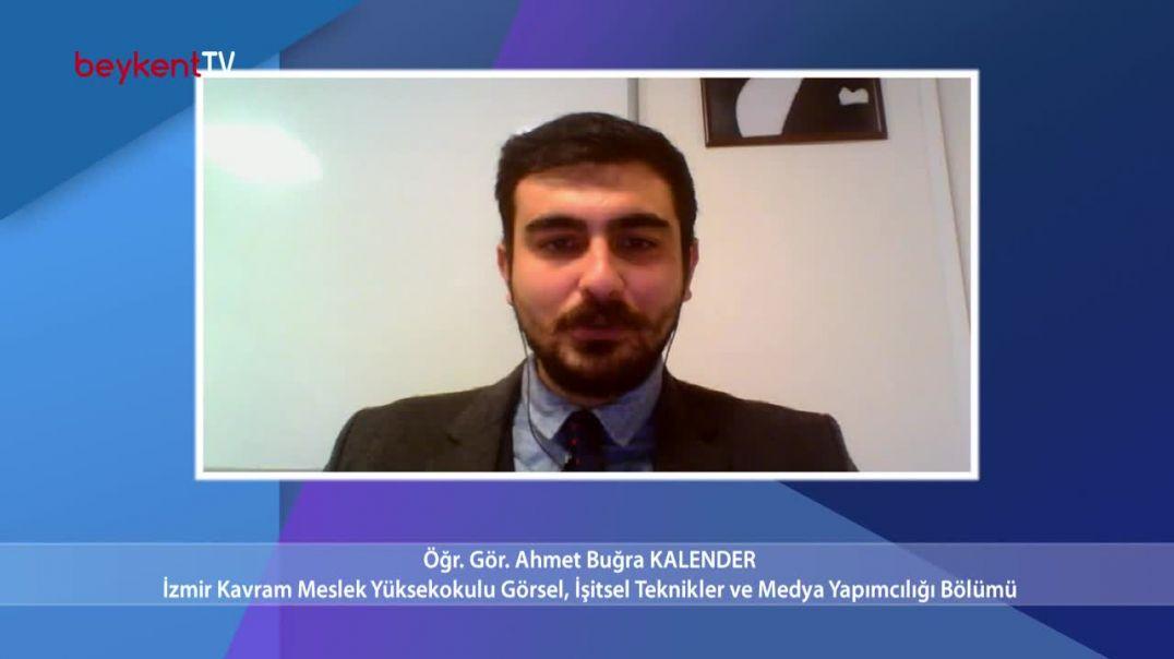 10 Ocak Çalışan Gazeteciler Günü- Öğr.Gör. Ahmet Buğra Kalender