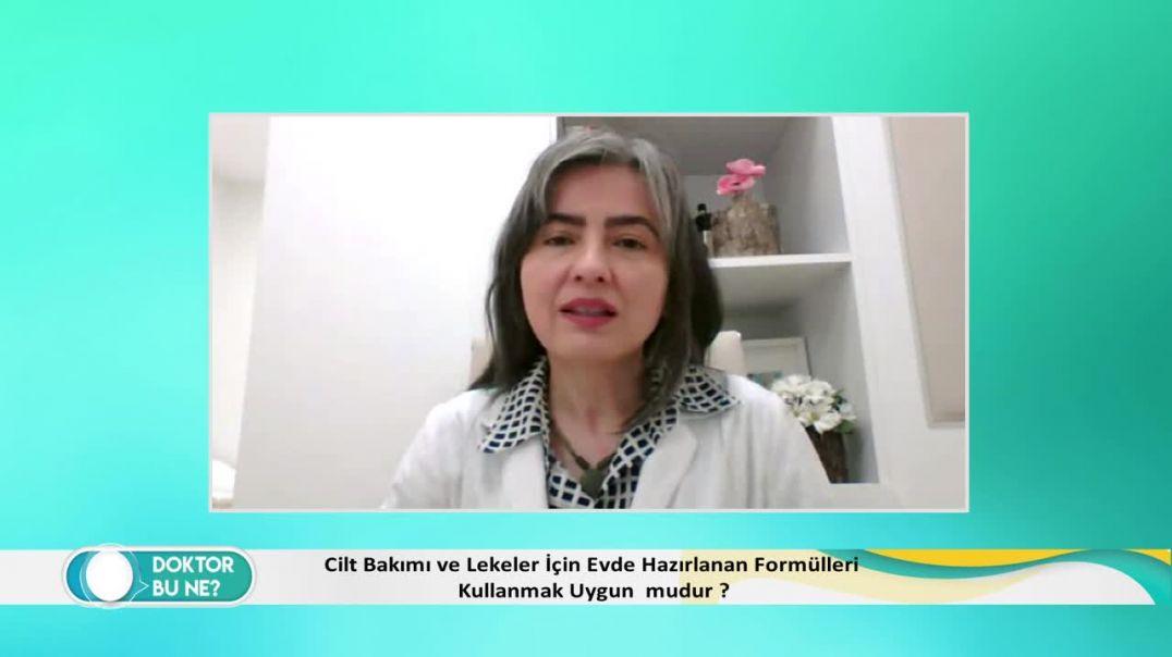 Doktor Bu Ne - 3.Bölüm Pınar Yönter - Cilt Bakımı