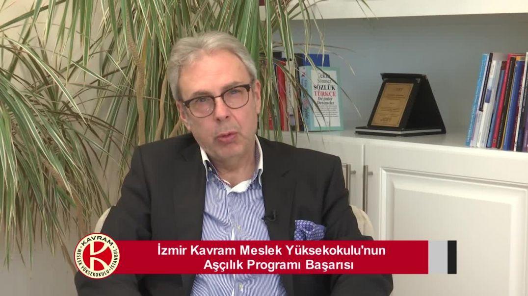 Türkiye'nin İlk Akredite Alan Aşçılık Programı - İzmir Kavram MYO