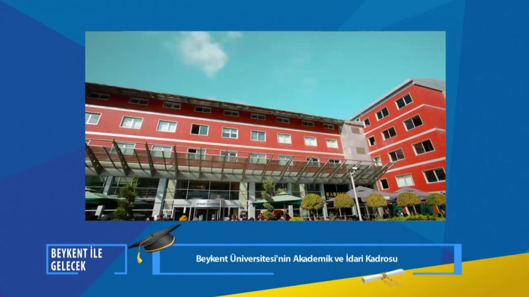 Beykent ile Gelecek Rektör Özel Bölüm ( Prof. Dr. Murat Ferman )