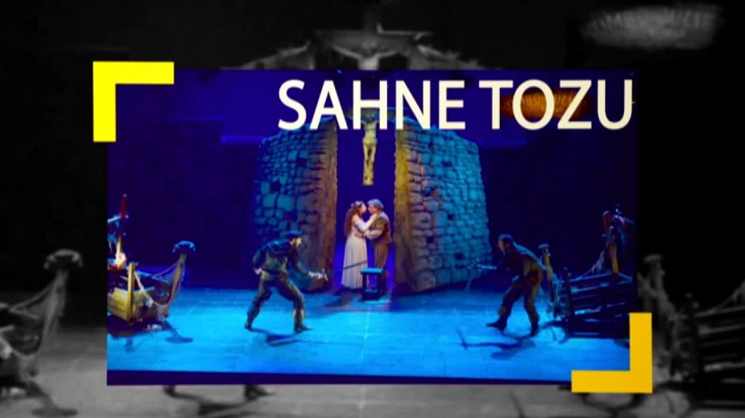Sahne Tozu - 3.Bölüm