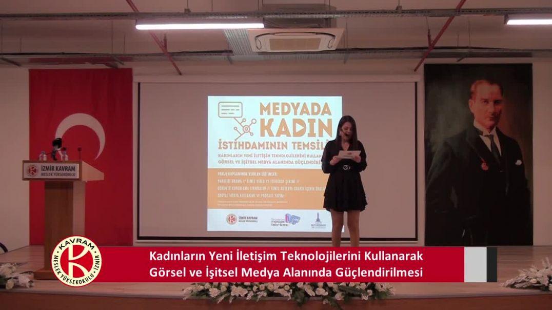 İzmir Kavram MYO - Görsel ve İşitsel Medyada Kadın