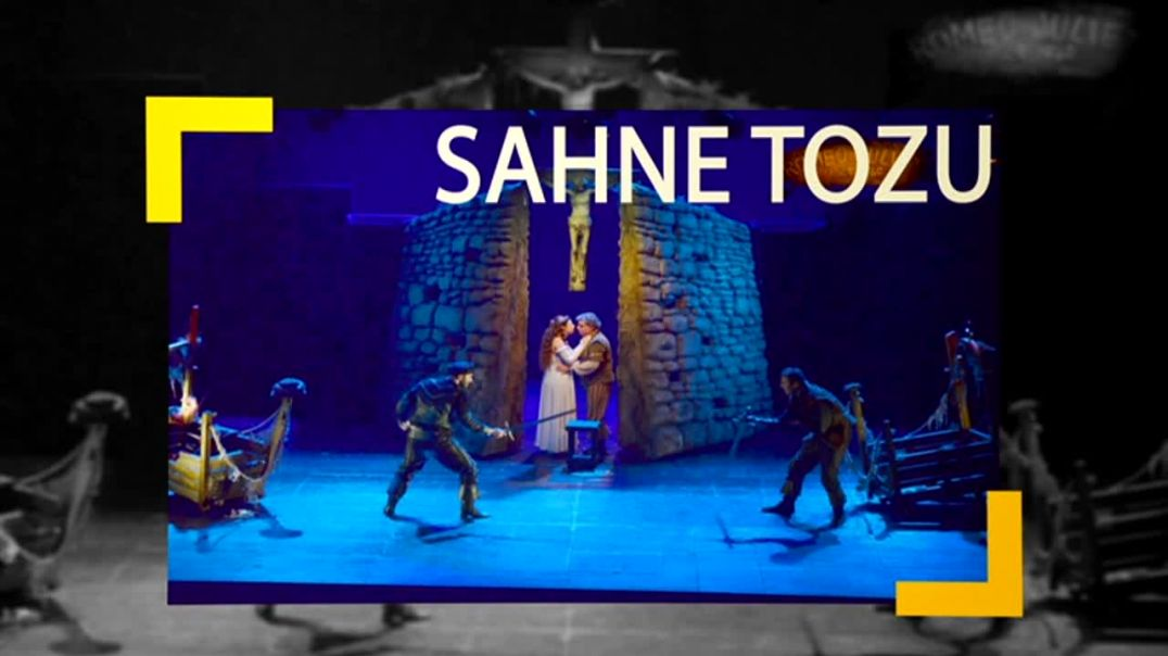 Sahne Tozu - 6.Bölüm