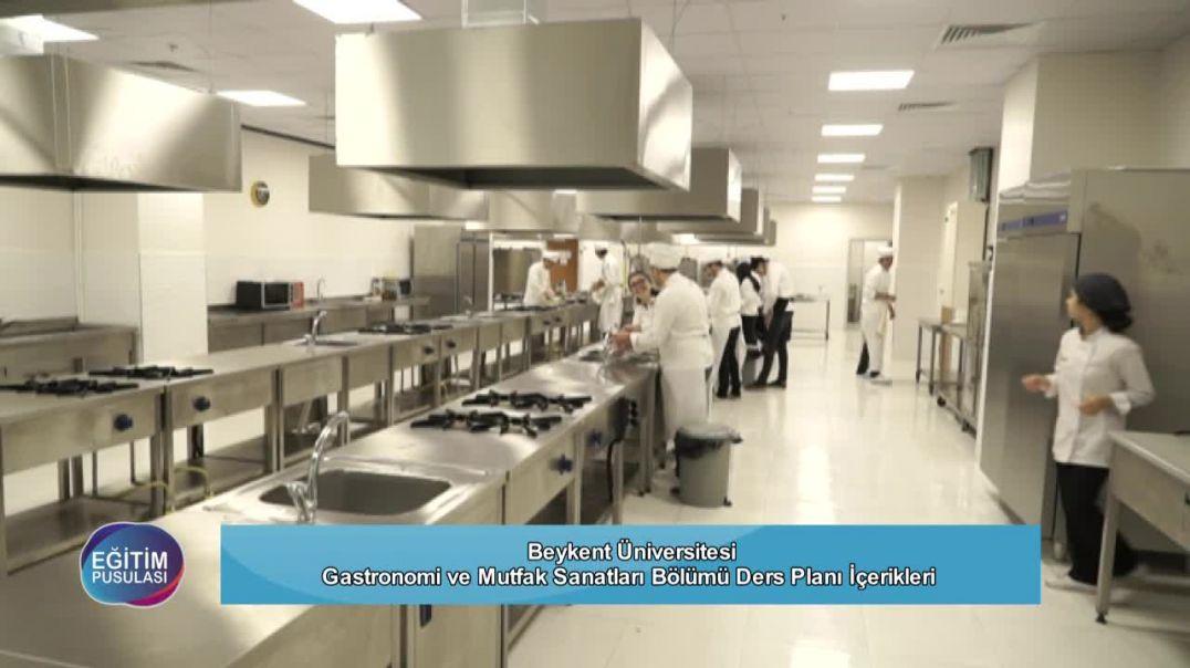 6.Bölüm Meslek Yükseokulu Gastronomi ve Mutfak Sanatları - Esat Özata
