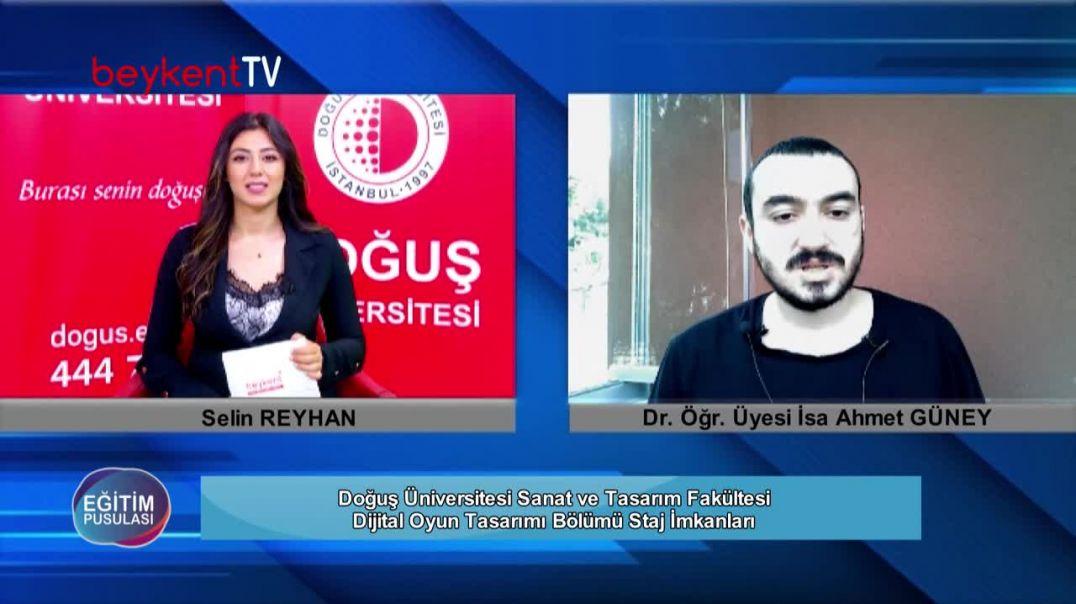 21.Bölüm Sanat ve Tasarım Fakültesi Dijital Oyun Tasarımı İsa Ahmet Güney