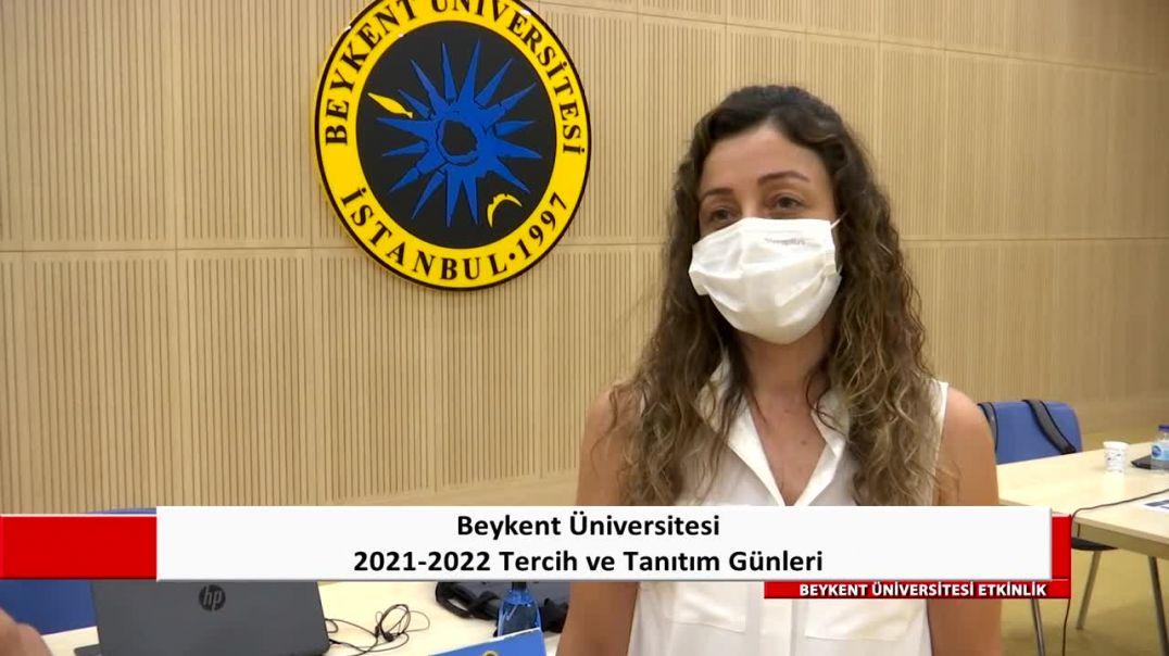2021-2022 Beykent Üniversitesi Tercih ve Tanıtım Günleri - Avalon Kampüsü