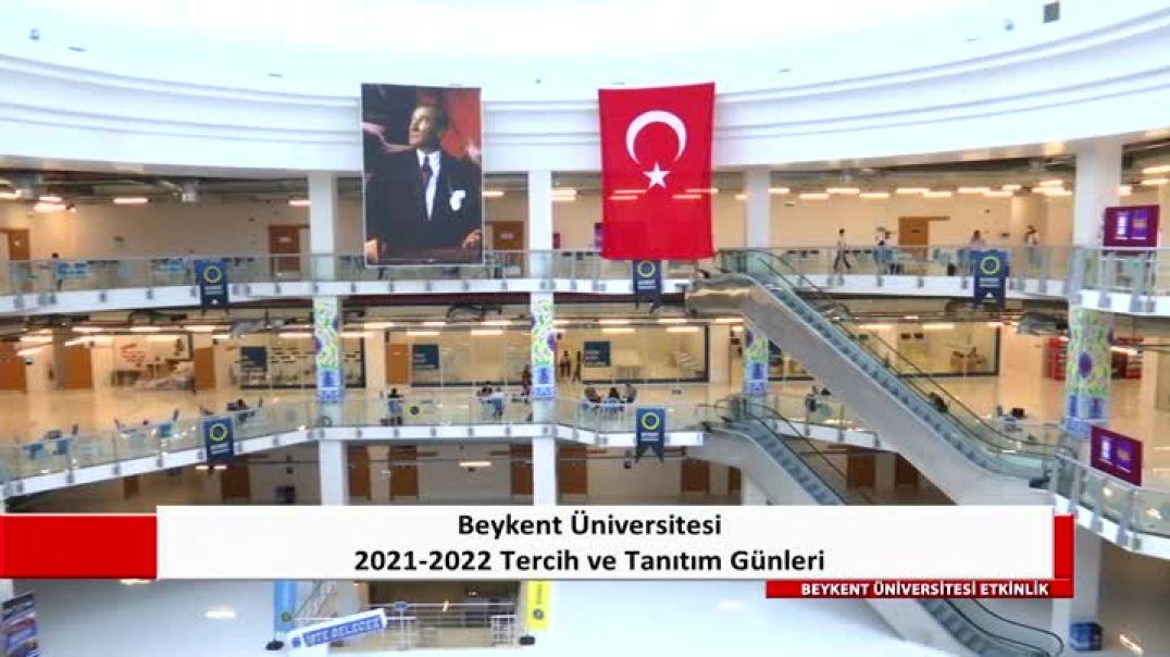 2021-2021 Beykent Üniversitesi Tercih ve Tanıtım Günleri - Hadımköy Kampüsü