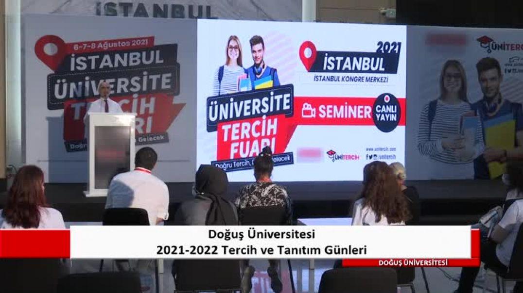 2021-2022 Doğuş Üniversitesi Tercih ve Tanıtım Günleri - Fuar